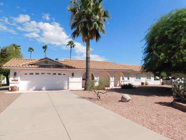 620 E Queen Valley Drive, Queen Valley, AZ 85118 (MLS #5979226) :: Lucido Agency