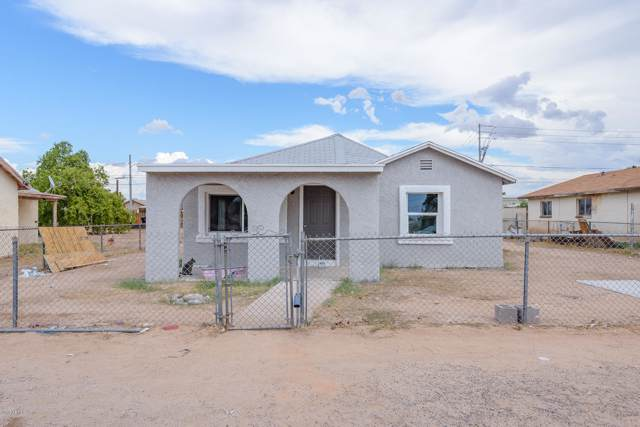 404 N Coolidge Avenue, Casa Grande, AZ 85122 (MLS #5979238) :: neXGen Real Estate