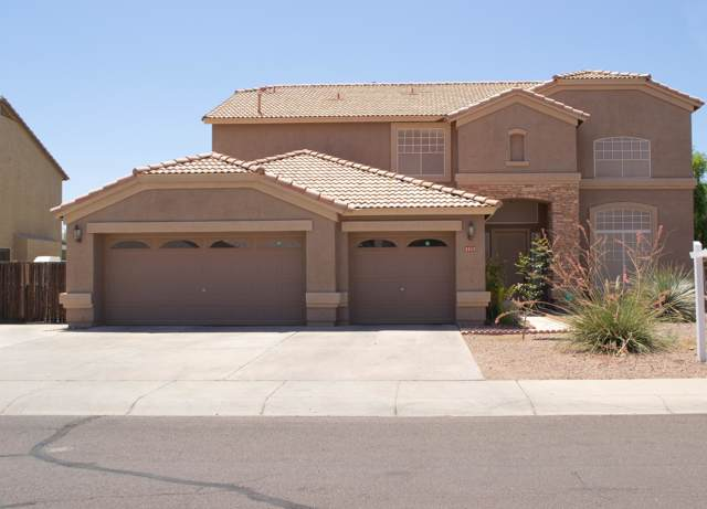 3312 S Moccasin Trail, Gilbert, AZ 85297 (MLS #5979243) :: The Everest Team at eXp Realty