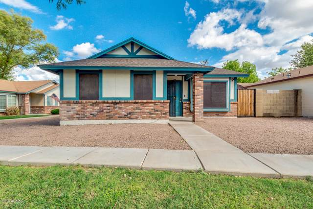 726 S Nebraska Street #134, Chandler, AZ 85225 (MLS #5979260) :: Homehelper Consultants