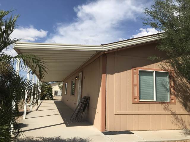 437 E Germann Road #88, San Tan Valley, AZ 85140 (MLS #5979305) :: Kepple Real Estate Group