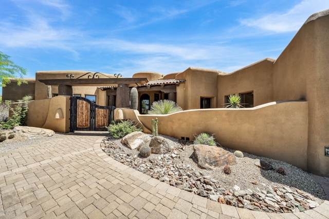 10840 E Rising Sun Drive, Scottsdale, AZ 85262 (MLS #5979308) :: Devor Real Estate Associates