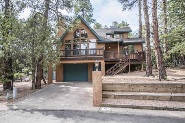 115 N Parkwood Lane, Payson, AZ 85541 (MLS #5979330) :: Openshaw Real Estate Group in partnership with The Jesse Herfel Real Estate Group