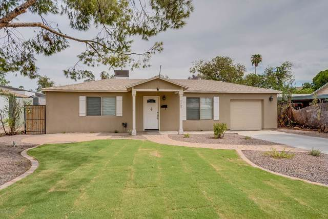 4207 N 19TH Street, Phoenix, AZ 85016 (MLS #5979347) :: The W Group