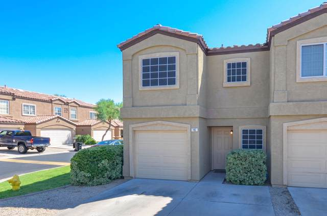125 S 56TH Street #145, Mesa, AZ 85206 (MLS #5979356) :: Homehelper Consultants