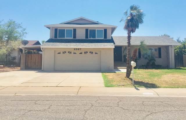 2527 W Evans Drive, Phoenix, AZ 85023 (MLS #5979369) :: The Kenny Klaus Team