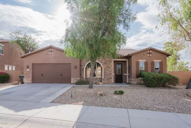 1597 S 161ST Drive, Goodyear, AZ 85338 (MLS #5979383) :: The Daniel Montez Real Estate Group
