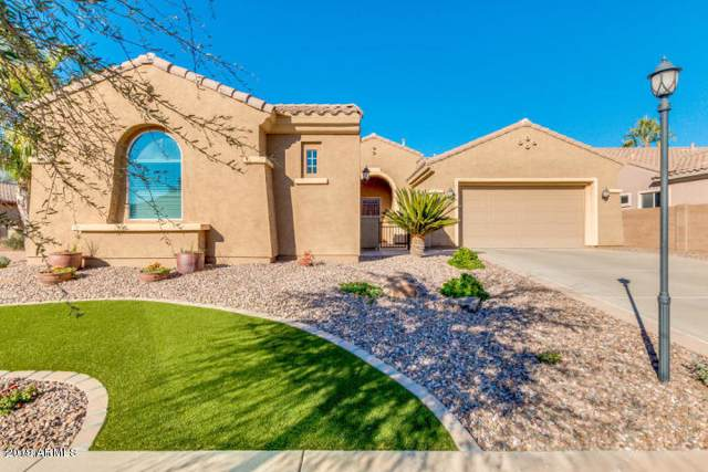2048 E Powell Place, Chandler, AZ 85249 (MLS #5979386) :: Homehelper Consultants