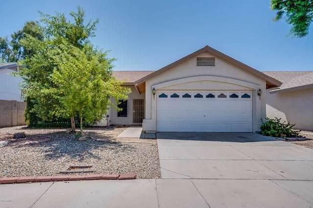 10229 W Windsor Boulevard, Glendale, AZ 85307 (MLS #5979387) :: Brett Tanner Home Selling Team