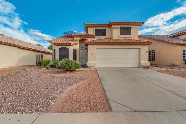 5815 W Brown Street, Glendale, AZ 85302 (MLS #5979389) :: The Property Partners at eXp Realty