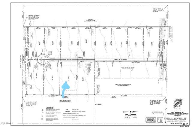 24699 S 186TH Place, Queen Creek, AZ 85142 (MLS #5979403) :: The Daniel Montez Real Estate Group