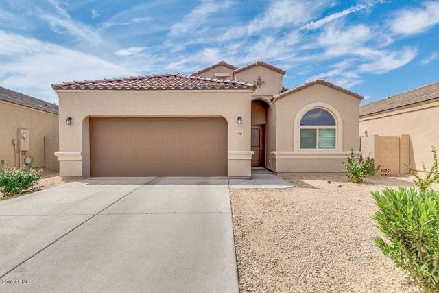 17164 N Moreno Place, Maricopa, AZ 85138 (MLS #5979404) :: Openshaw Real Estate Group in partnership with The Jesse Herfel Real Estate Group