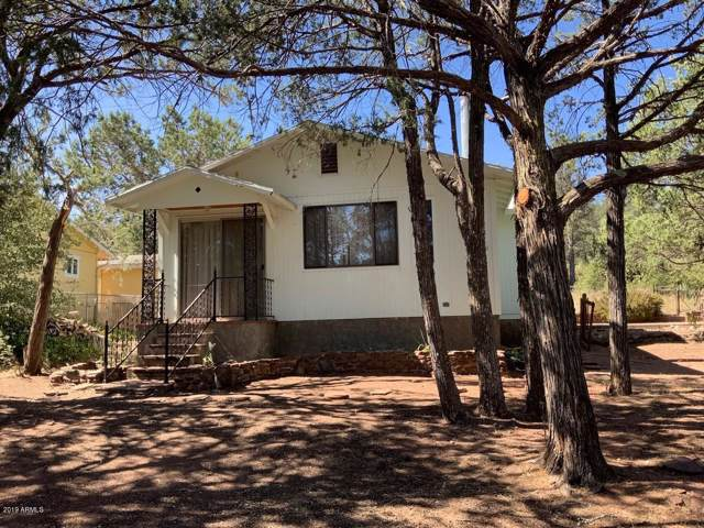 815 W Saddle Lane, Payson, AZ 85541 (MLS #5979408) :: Openshaw Real Estate Group in partnership with The Jesse Herfel Real Estate Group