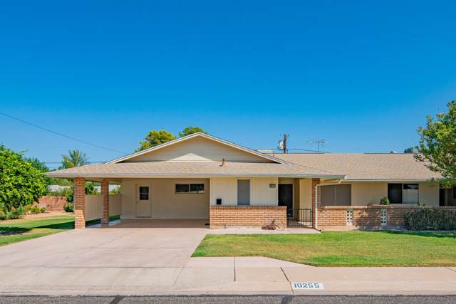 10255 N 105TH Drive, Sun City, AZ 85351 (MLS #5979416) :: Kepple Real Estate Group
