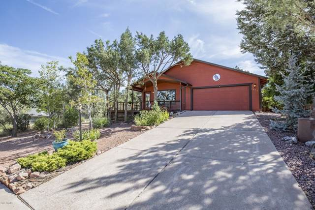 1021 S Ponderosa Street, Payson, AZ 85541 (MLS #5979425) :: Openshaw Real Estate Group in partnership with The Jesse Herfel Real Estate Group