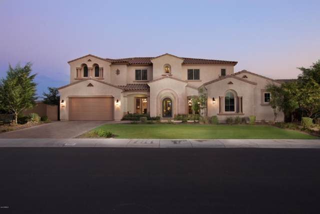 2907 E Derringer Way, Gilbert, AZ 85297 (MLS #5979427) :: Homehelper Consultants