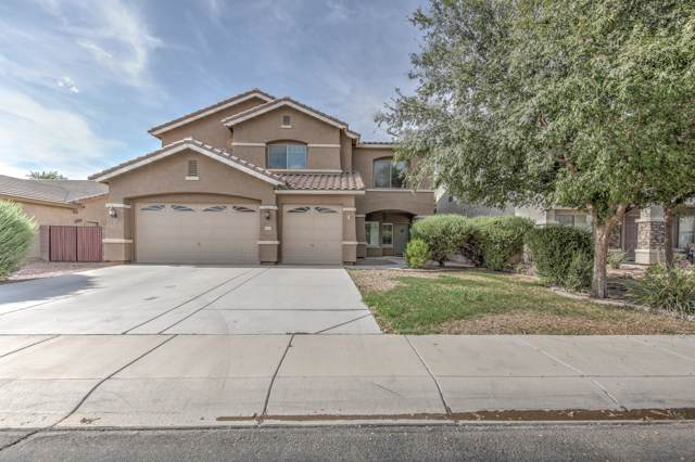 44487 W Redrock Road, Maricopa, AZ 85139 (MLS #5979454) :: Openshaw Real Estate Group in partnership with The Jesse Herfel Real Estate Group