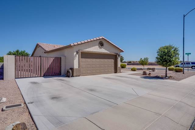 1204 W Elm Avenue, Coolidge, AZ 85128 (MLS #5979457) :: Brett Tanner Home Selling Team