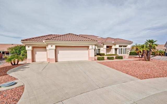 15806 W Huron Drive, Sun City West, AZ 85375 (MLS #5979464) :: Kepple Real Estate Group
