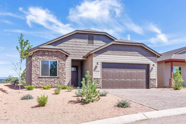 2008 E Rainbow Trail, Payson, AZ 85541 (MLS #5979489) :: Openshaw Real Estate Group in partnership with The Jesse Herfel Real Estate Group