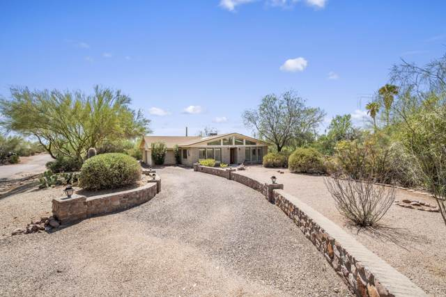 574 S Camino Saguaro Drive, Apache Junction, AZ 85119 (MLS #5979506) :: Devor Real Estate Associates