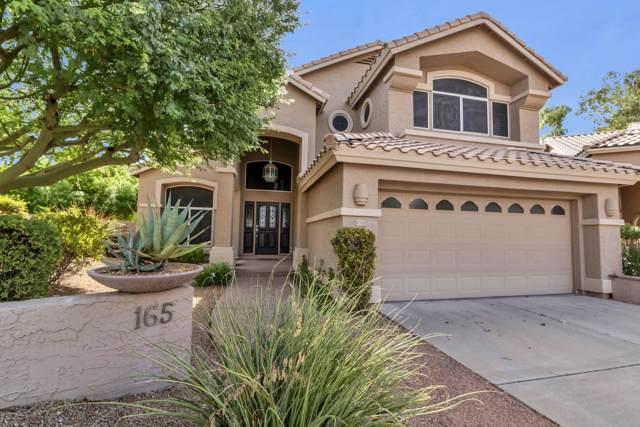 165 W Los Arboles Drive, Tempe, AZ 85284 (MLS #5979512) :: Kepple Real Estate Group