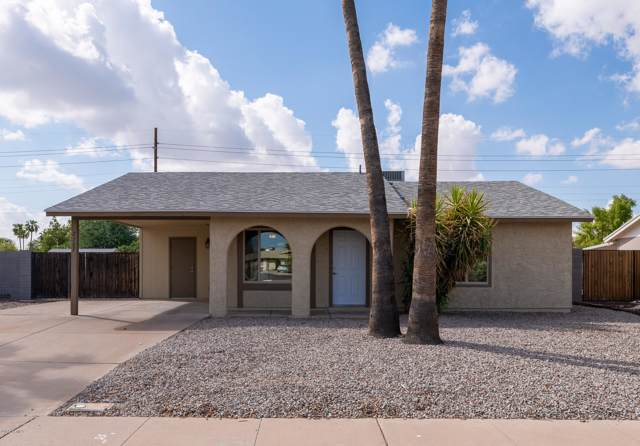 2307 W Bentrup Street, Chandler, AZ 85224 (MLS #5979526) :: Homehelper Consultants