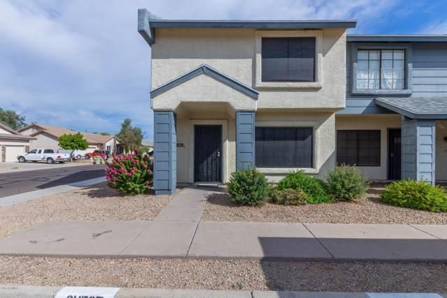 7801 N 44TH Drive #1030, Glendale, AZ 85301 (MLS #5979542) :: Brett Tanner Home Selling Team