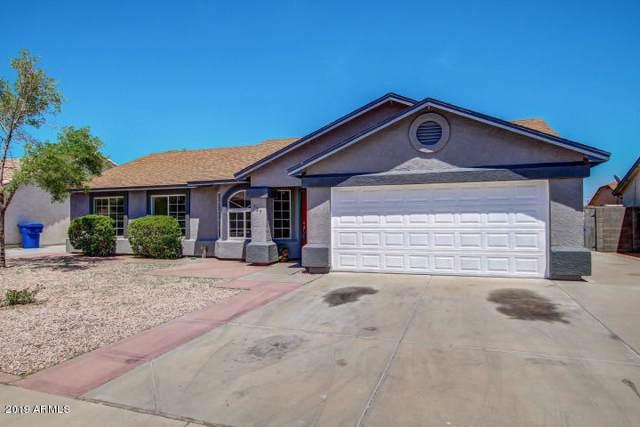 437 N St Claire Avenue, Mesa, AZ 85207 (MLS #5979548) :: Homehelper Consultants