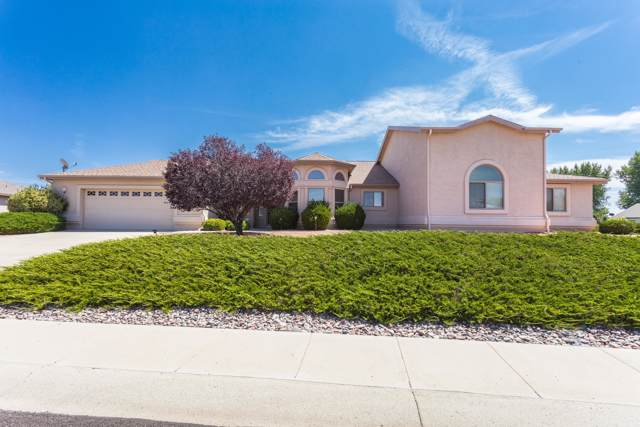 7209 E Pinnacle Pass Loop, Prescott Valley, AZ 86315 (MLS #5979561) :: Lifestyle Partners Team
