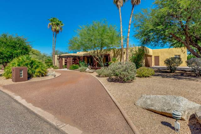 5706 E Horseshoe Road, Paradise Valley, AZ 85253 (MLS #5979562) :: Riddle Realty Group - Keller Williams Arizona Realty