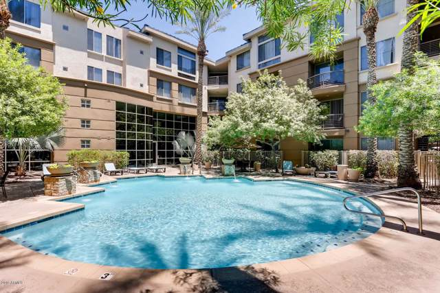 1701 E Colter Street #205, Phoenix, AZ 85016 (MLS #5979572) :: CC & Co. Real Estate Team
