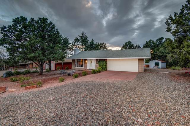 125 Tranquil Avenue, Sedona, AZ 86336 (MLS #5979581) :: Homehelper Consultants