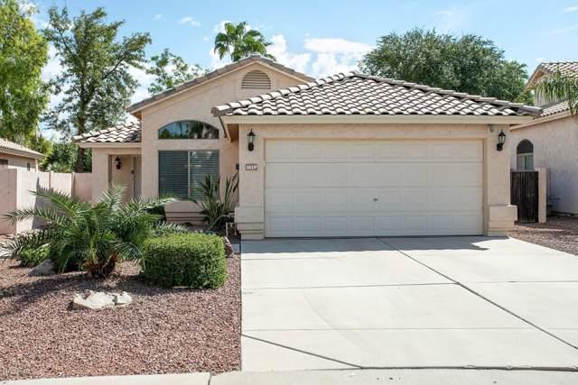 1619 E Barbarita Avenue, Gilbert, AZ 85234 (MLS #5979590) :: Homehelper Consultants