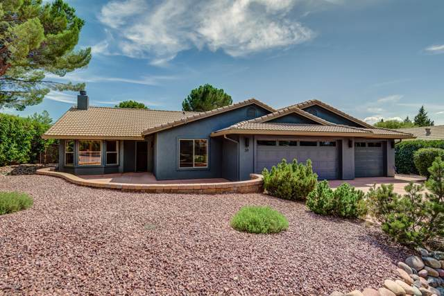 39 Quail Run, Sedona, AZ 86336 (MLS #5979595) :: neXGen Real Estate