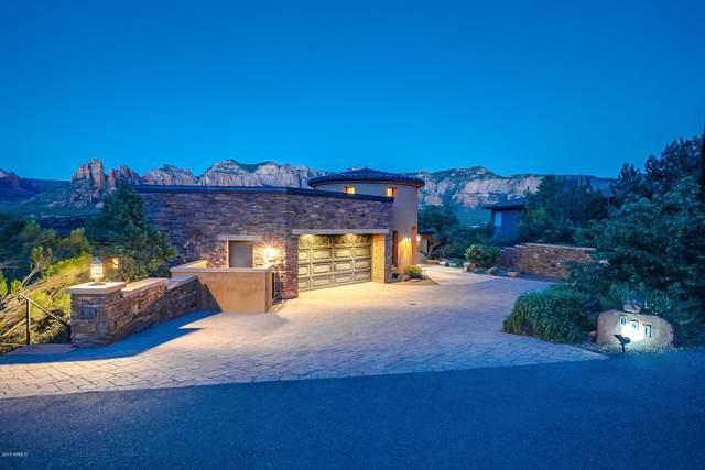 841 N Palisades Drive N, Sedona, AZ 86336 (MLS #5979604) :: Homehelper Consultants