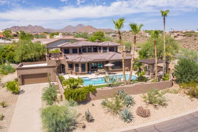 15709 E Greystone Drive, Fountain Hills, AZ 85268 (MLS #5979618) :: Brett Tanner Home Selling Team