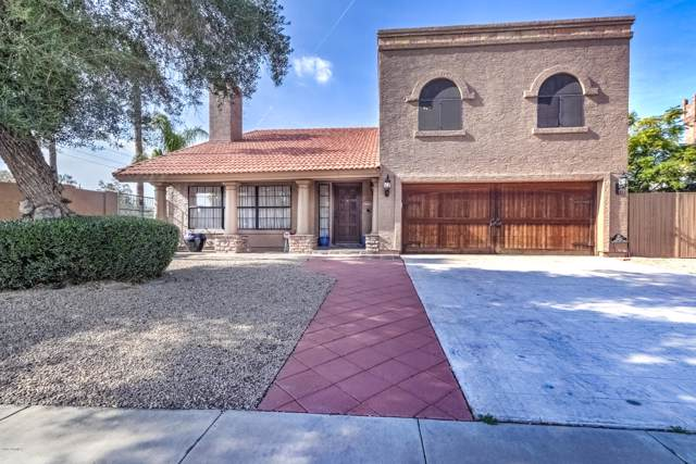 2402 N 76TH Place, Scottsdale, AZ 85257 (MLS #5979619) :: Riddle Realty Group - Keller Williams Arizona Realty