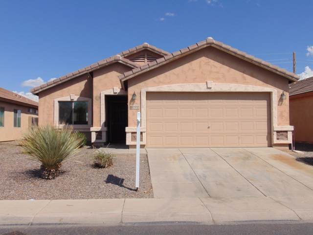 213 S Carter Ranch Road, Coolidge, AZ 85128 (MLS #5979622) :: Yost Realty Group at RE/MAX Casa Grande
