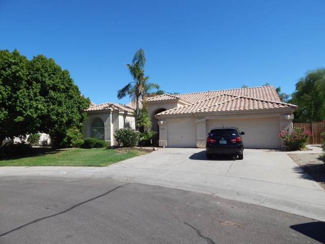 1311 W Chilton Avenue, Gilbert, AZ 85233 (MLS #5979630) :: Cindy & Co at My Home Group
