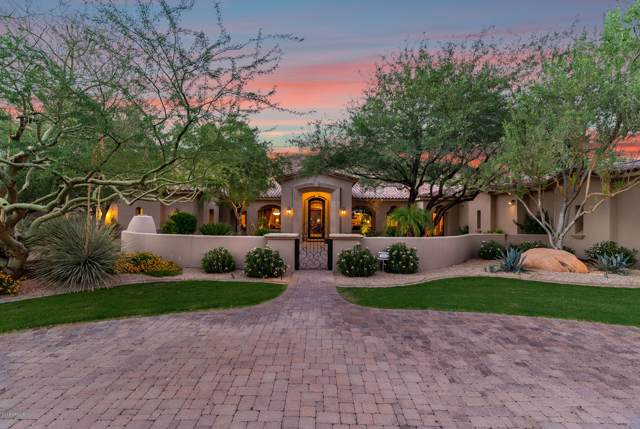 6308 E Cactus Wren Road, Paradise Valley, AZ 85253 (MLS #5979635) :: Homehelper Consultants
