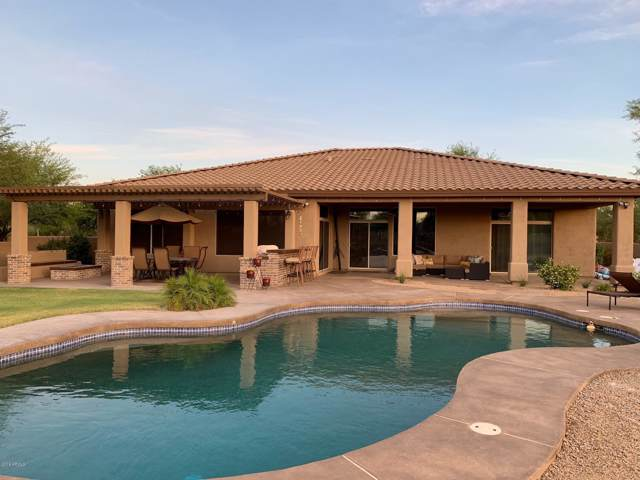 7453 E Monterra Way, Scottsdale, AZ 85266 (MLS #5979647) :: The Daniel Montez Real Estate Group
