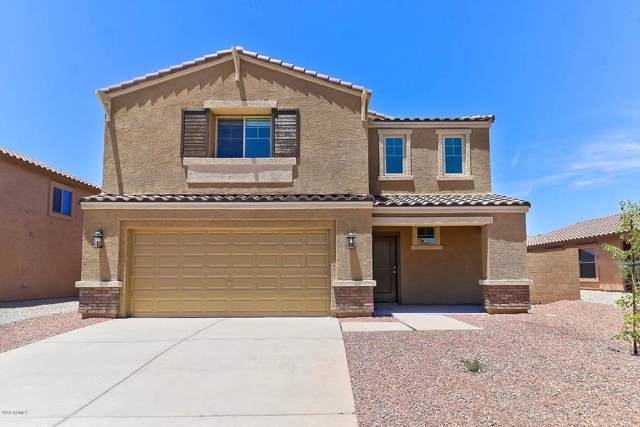 25445 W Mahoney Avenue, Buckeye, AZ 85326 (MLS #5979676) :: Conway Real Estate