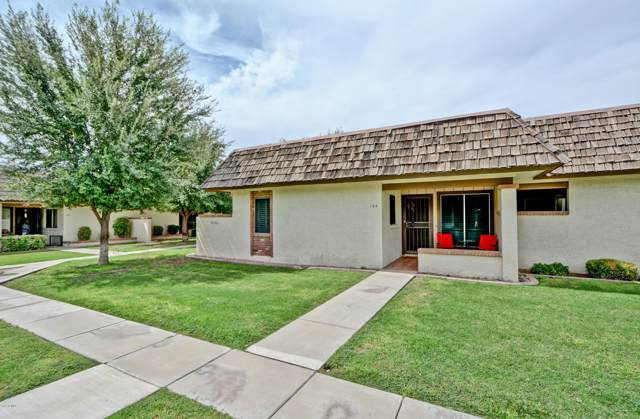 8161 N 107TH Avenue #104, Peoria, AZ 85345 (MLS #5979681) :: Cindy & Co at My Home Group