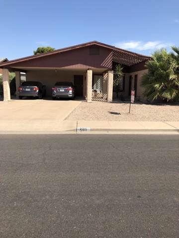 562 W Enid Avenue, Mesa, AZ 85210 (MLS #5979691) :: The Everest Team at eXp Realty