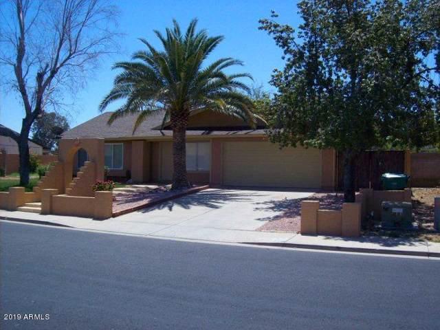 753 E Huber Street, Mesa, AZ 85203 (MLS #5979722) :: Occasio Realty