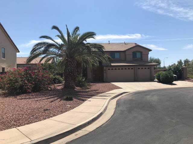 7467 W Mary Jane Lane, Peoria, AZ 85382 (MLS #5979742) :: Openshaw Real Estate Group in partnership with The Jesse Herfel Real Estate Group