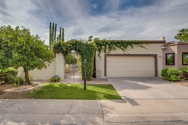 8707 E Via De Cerro, Scottsdale, AZ 85258 (MLS #5979745) :: The Daniel Montez Real Estate Group