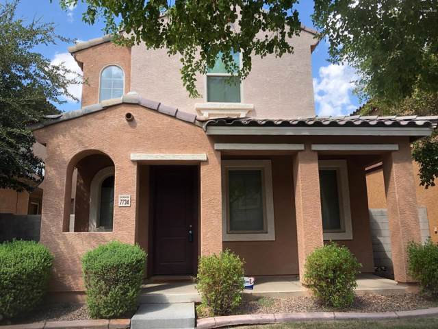 7734 W Giles Road, Phoenix, AZ 85035 (MLS #5979775) :: The Daniel Montez Real Estate Group