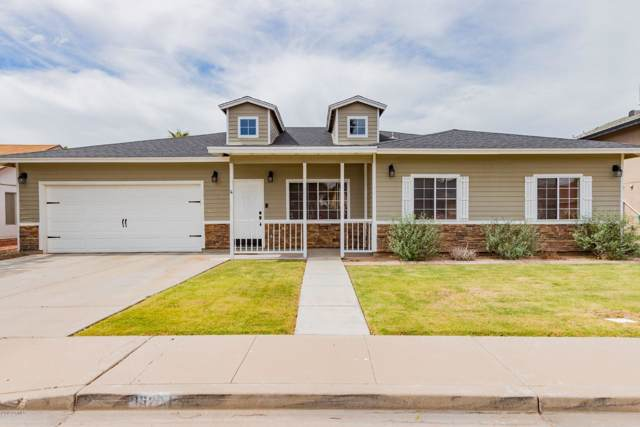 1620 N Fraser Drive, Mesa, AZ 85203 (MLS #5979792) :: Team Wilson Real Estate